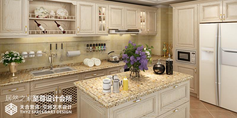 简约 美式 餐厅图片来自武汉天合营造设计在南湖半岛230平简美风的分享