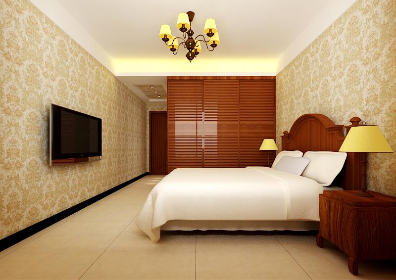 现代奢华 石家庄装修 四句 小资 新房 婚房 卧室图片来自用户5166203636在瑞城的分享