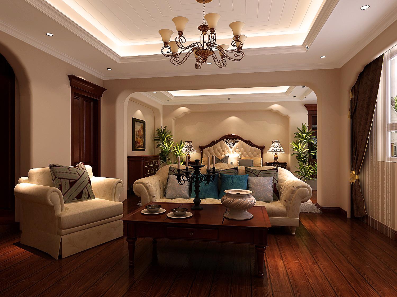 托斯卡纳 卧室图片来自高度国际装饰黄帅在天竺新新家园的分享