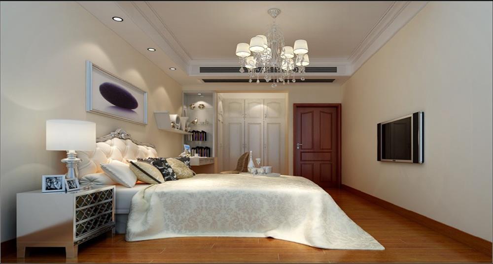 卧室图片来自深圳市浩天装饰在天和雅筑的分享