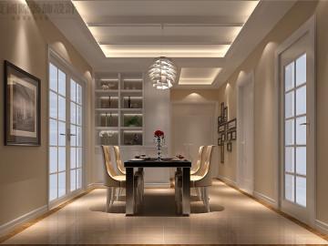 80平米公寓简欧风格装修设计