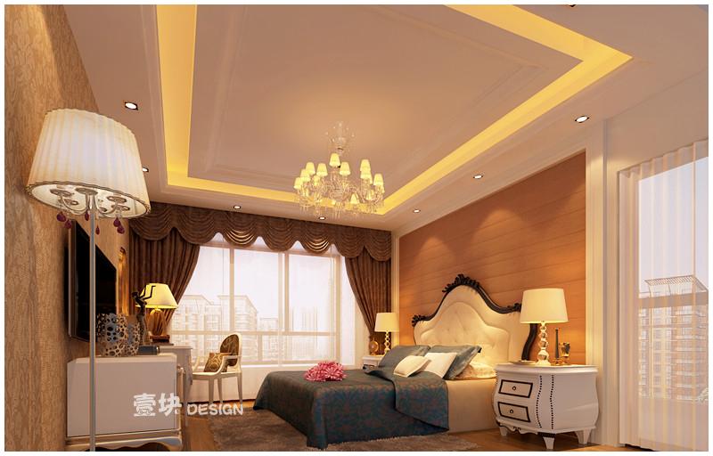 欧式 三居 白领 小资 卧室图片来自用户3227078344在三湘海尚——品的分享