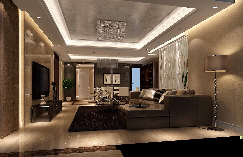 高度国际 御翠尚府 现代简约 公寓 客厅图片来自高度国际在高度国际-清新而不单调的分享