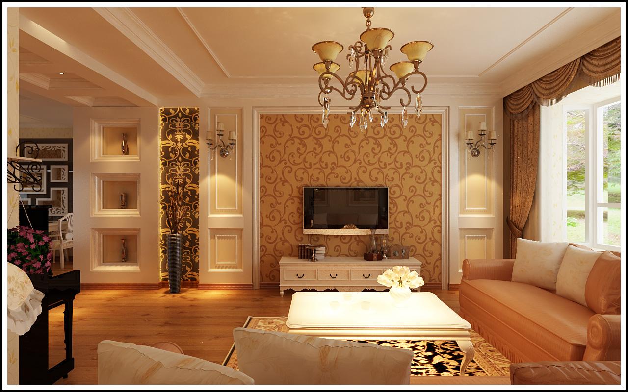 简约 二居 客厅图片来自百家设计小刘在新加坡城 95平 现代风格 2.9万的分享