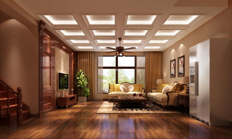 欧式 四居 公寓 白领 三居 北京装修 高度国际 装修报价 客厅图片来自高度国际装饰华华在鲁能欧式设计的分享