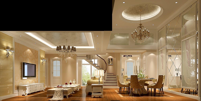 简约 欧式 三居 北京装修 装修报价 高度国际 客厅图片来自高度国际装饰华华在鲁能7号院简欧风格案例的分享