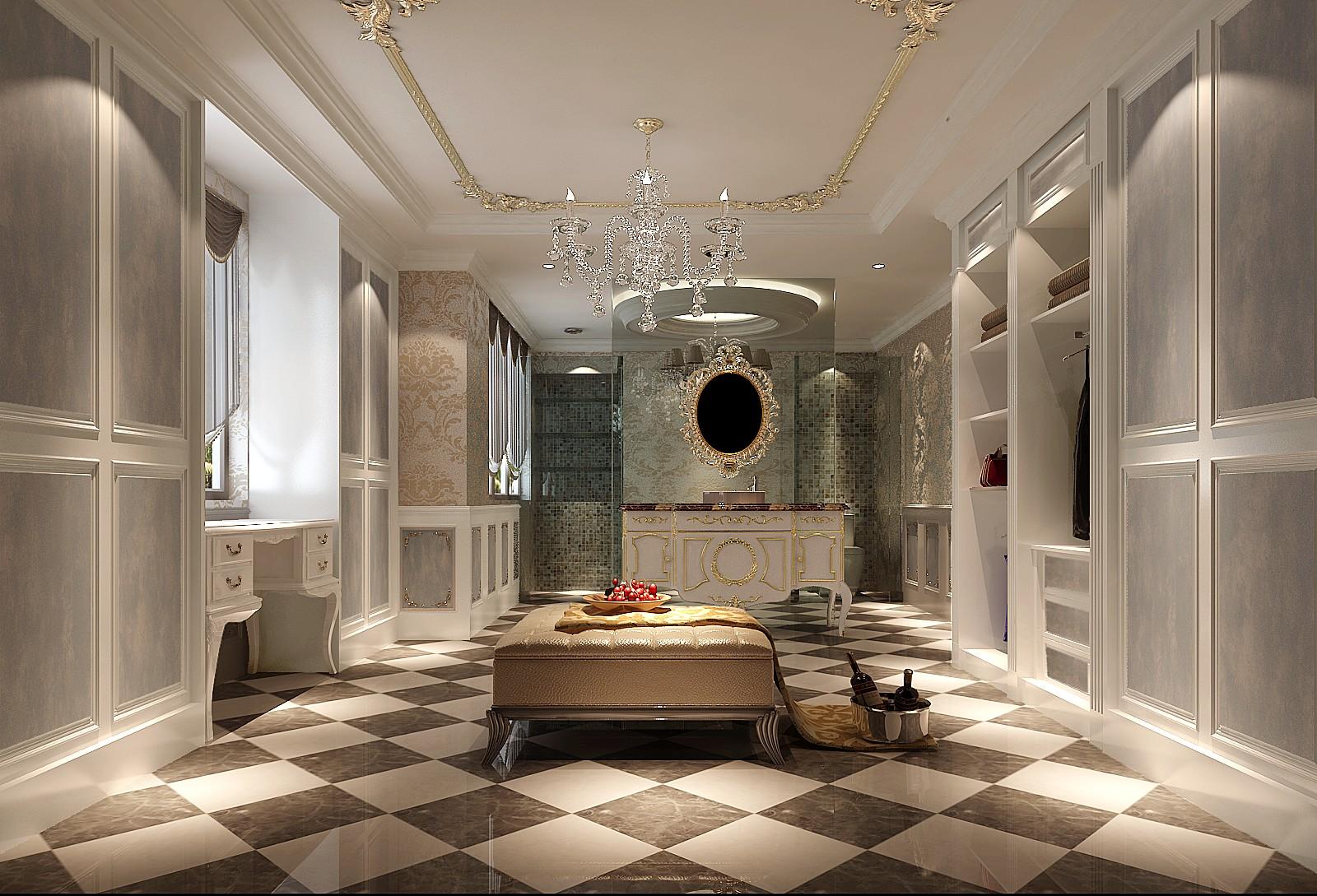 高度国际 旭辉御府 法式 复式 卫生间图片来自高度国际在法式的浪漫,完美的爱情的分享