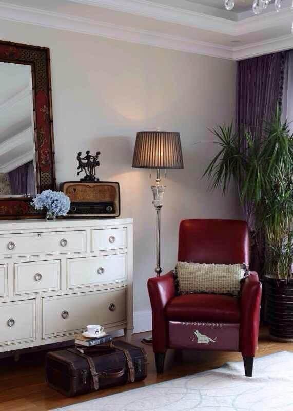 现代 别墅软装 软装配饰 别墅装修 客厅图片来自尚层别墅装饰在在点滴中发现美的分享