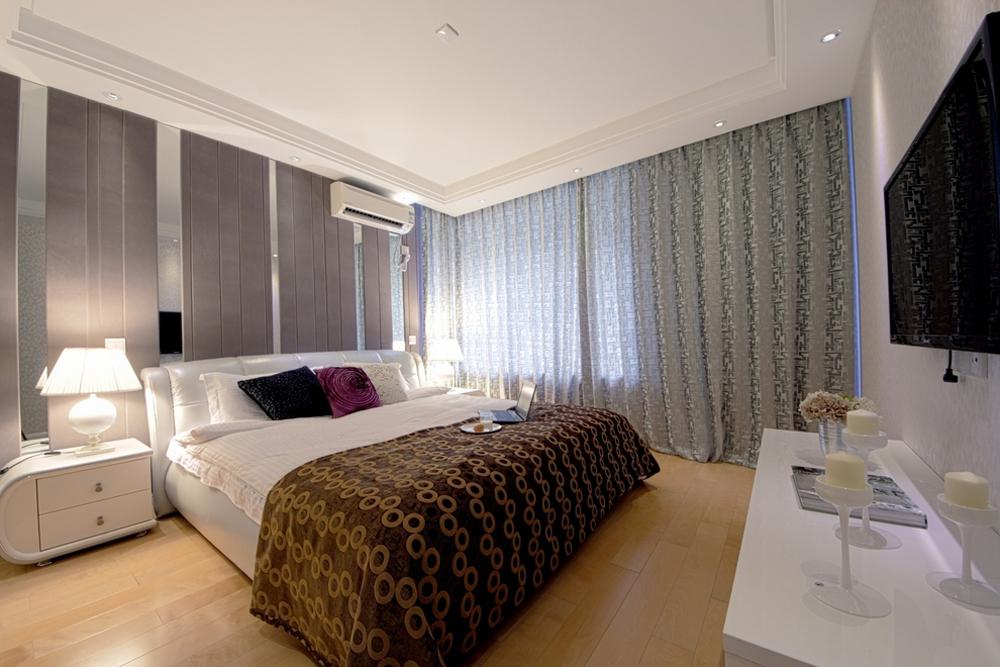 现代 三居 装修 设计 尚层装饰 卧室图片来自天津尚层装饰公司在生活,简约而不简单的分享