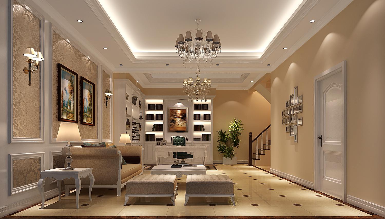 欧式 三居 白领 80后 北京装修 高度国际 客厅图片来自高度国际装饰华华在鲁能7号院欧式风格的分享