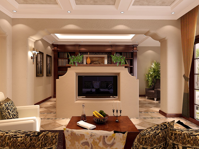 托斯卡纳 别墅 混搭 收纳 白领 高度国际 小清新 客厅图片来自高度国际王慧芳在天竺新新家园的分享