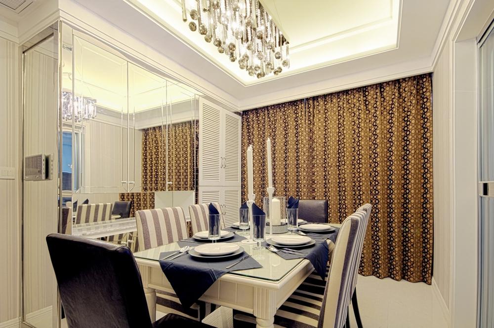 现代 三居 装修 设计 尚层装饰 餐厅图片来自天津尚层装饰公司在生活,简约而不简单的分享