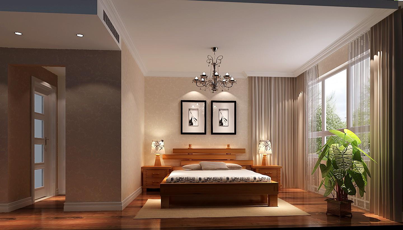 新中式 四居 白领 公寓 北京装修 高度国际 装修报价 卧室图片来自高度国际装饰华华在军区大院的新中式设计的分享