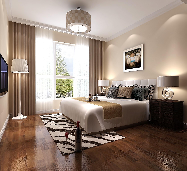 福熙大道 高度国际 简约 现代 三居 白领 80后 高富帅 白富美 卧室图片来自北京高度国际装饰设计在天润福熙大道的分享
