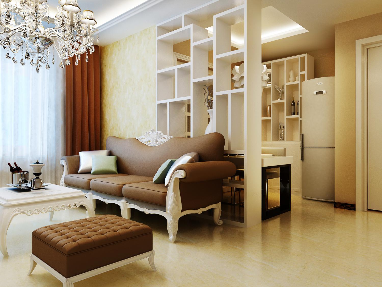 简约装修 实创装饰 三口之家 简约 80后 三居 客厅图片来自广州-实创装饰在景泽名苑的分享