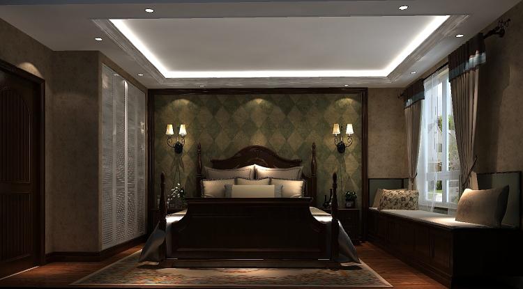 混搭 三居 80后 小资 设计风格 托斯卡纳 卧室图片来自小远-空城旧梦在托斯卡纳的经典的分享