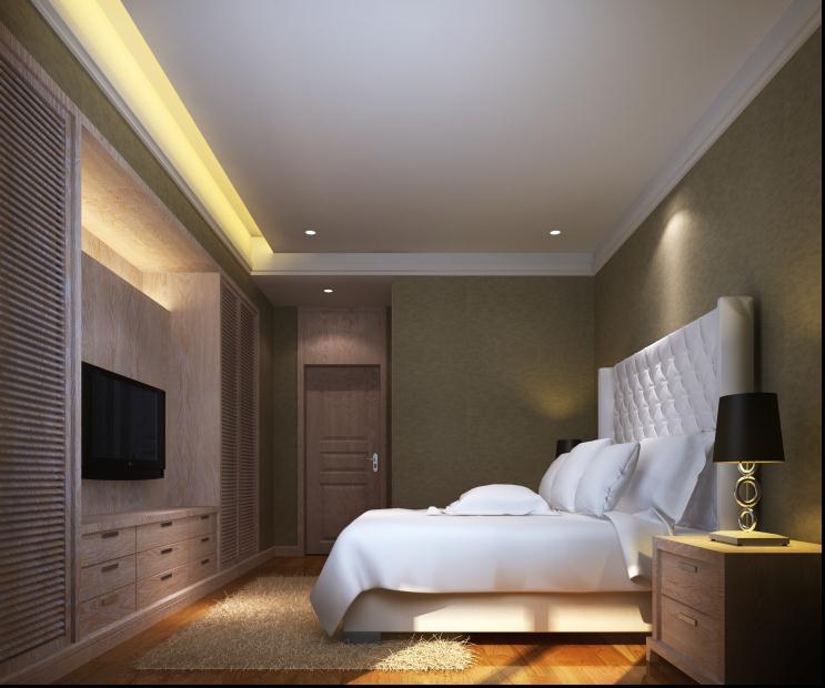 简约 80后 白领 别墅 卧室图片来自159xxxx8729在财经学院190平简约风的分享