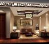 潮白河孔雀城东南亚风格设计案例