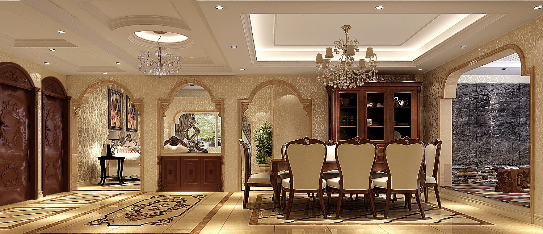 高度国际 旭辉紫郡 欧式 公寓 餐厅图片来自高度国际在气质女神,谁敢不爱的分享