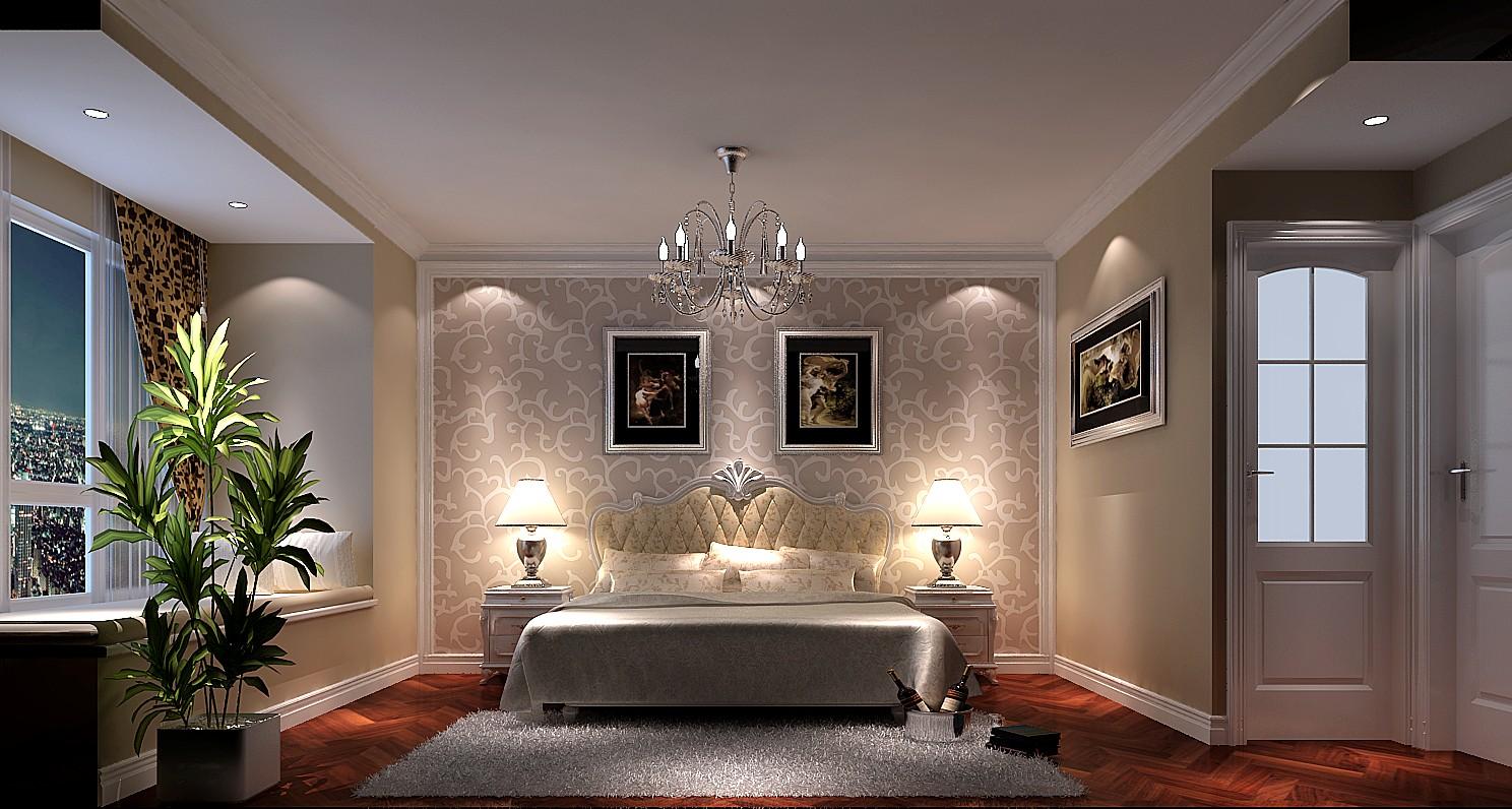 简欧 东方玫瑰 高度国际 卧室图片来自凌军在【华业东方玫瑰】的分享