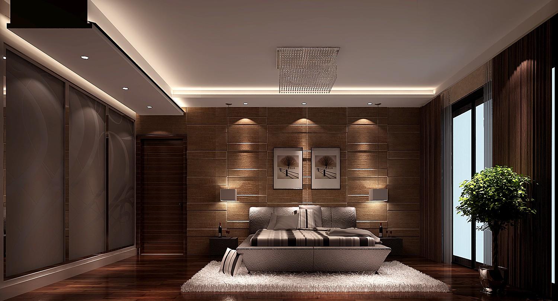 高度国际 御翠尚府 现代风格 公寓 卧室图片来自高度国际在高度国际-简约不简单的设计的分享