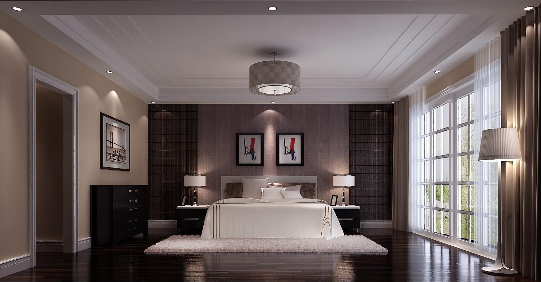 简约 欧式 田园 二居 别墅 80后 收纳 白领 高度国际 卧室图片来自高度国际王慧芳在领秀新硅谷的分享