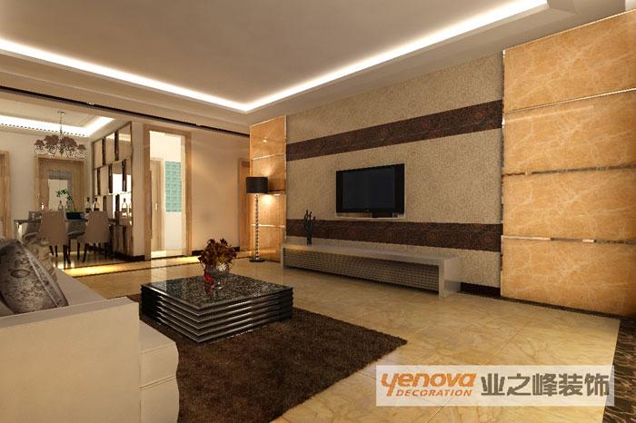 后现代 三居 海马公园 小资 郑州业之峰 客厅图片来自文金春在145后现代风格装修设计方案的分享