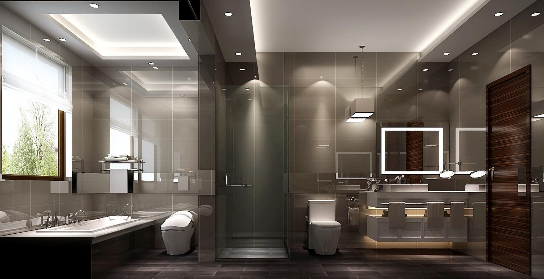 高度国际 御翠尚府 现代风格 公寓 卫生间图片来自高度国际在高度国际-简约不简单的设计的分享