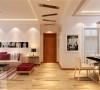 现代简约风格是比较流行的一种风格,追求时尚与潮流,非常注重居室空间的布局与使用功能的完美结合。