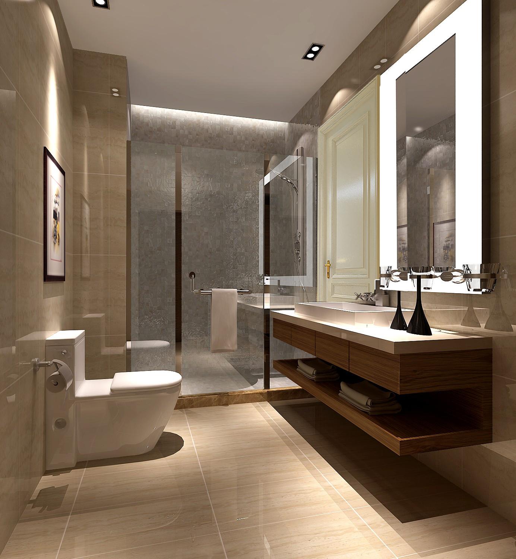 欧式 三居 白领 80后 北京装修 高度国际 卫生间图片来自高度国际装饰华华在鲁能7号院欧式风格的分享