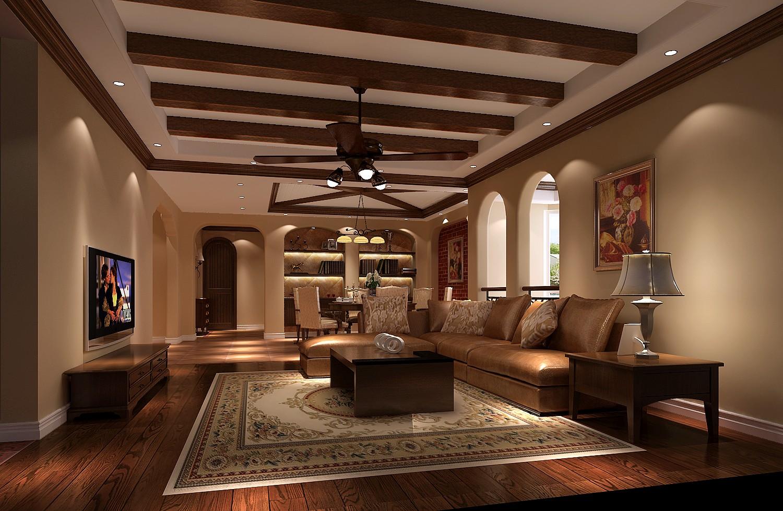 高度国际 御翠尚府 托斯卡纳 公寓 客厅图片来自高度国际在每个角落,都有一个故事的分享