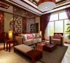 科兴家园300平中式风格别墅装修
