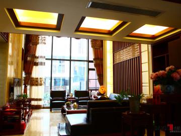 现代中式--390平东方雅韵别墅