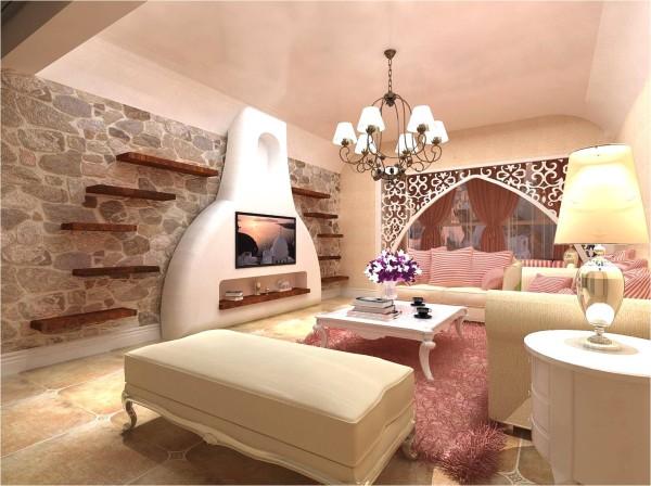 地中海风格的设计源头是围绕着地中海沿岸的名族风情各异的众多国家展开的,不同的名族色彩的饰物搭配着统一的建筑模式,在相同的气候条件下展现出淳朴的异域风情