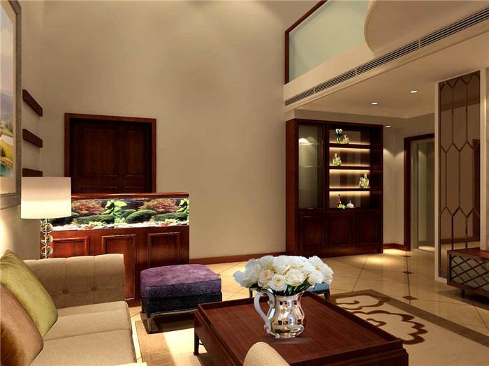 欧式 简约 白领 小资 客厅图片来自三金豆豆在美林河畔挑空复式简欧设计的分享