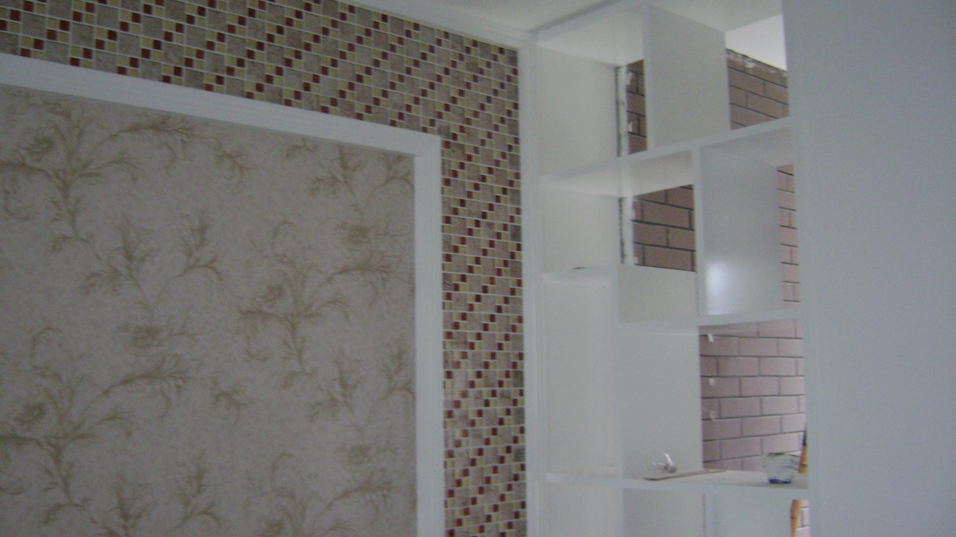 简约风格 祝福红城 现代简约 三居 餐厅图片来自超凡装饰季国华在祝福红城在施工工地实景样板间的分享
