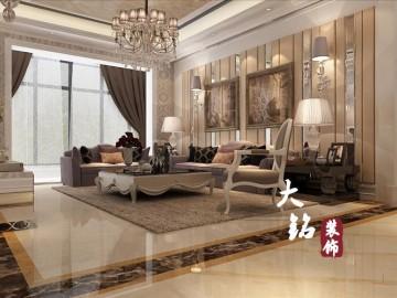 新古典风格装修设计郑州新房装修
