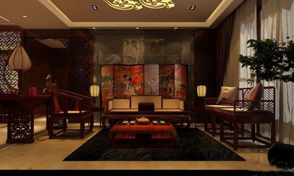 新中式风格不是纯粹的传统元素堆砌,而是通过对传统文化的认识,将现代元素和传统元素结合在一起,以现代人的审美需求来打造富有传统韵味的事物,让传统艺术在家庭生活中得到合适的体现。