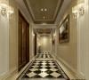 上海博园别墅欧式新古典风格设计