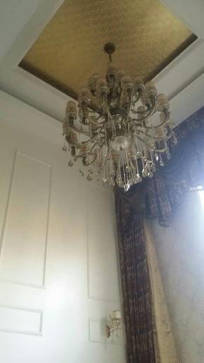 欧式 复式 天地湾 超凡装饰 客厅 楼梯 其他图片来自张德平在天地湾的分享