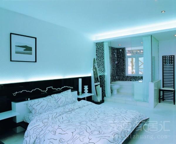 卧室,宁静的像盛夏的星空一样,让人很快的进入梦乡。