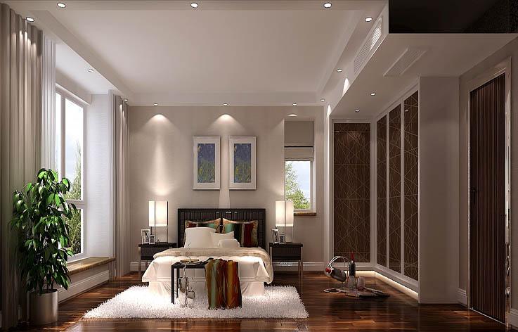 混搭 三居 白领 收纳 小资 欧式 高度国际 小清新 卧室图片来自高度国际王慧芳在冠城名墩道的分享
