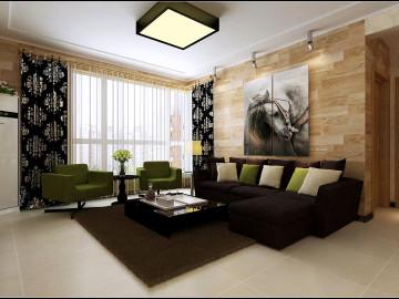 自然舒适的现代美宅