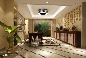 欧式 别墅 白领 80后 小资 白富美 高富帅 屌丝 书房图片来自高度国际装饰舒博在燕西台的分享