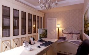 现代 温馨 儿童房图片来自合建装饰李世超在148平三居实景的分享