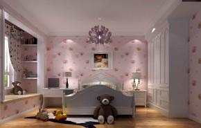 简约 欧式 二居 白领 收纳 小资 高度国际 小清新 儿童房图片来自高度国际王慧芳在六万打造欧式中铁花语城的分享