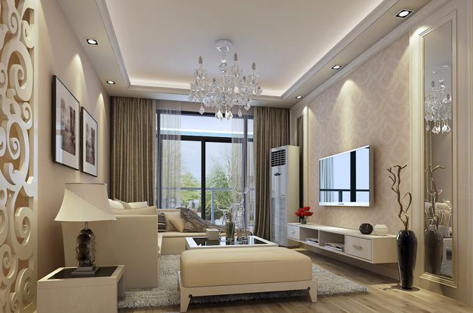 欧式 客厅图片来自陕西家居乐装修公司在融侨成的分享