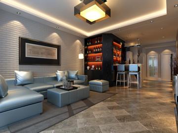 125平北京风景现代简约品质三居