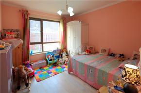高度国际 简约 欧式 三居 白领 80后 小资 浪漫 白富美 儿童房图片来自北京高度国际装饰设计在润泽公馆三居实景的分享