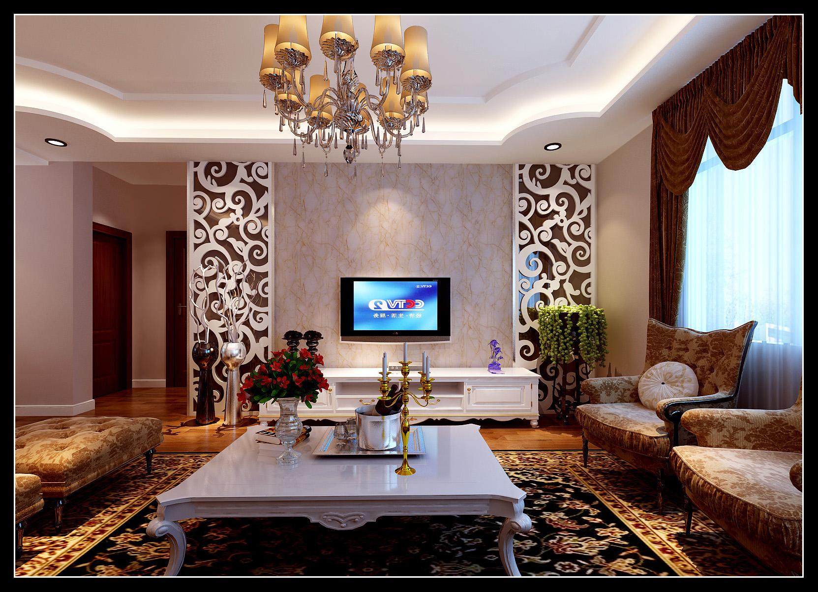 简约 现代 三居 家居 风水 生活 整体装修 室内设计 家庭装修 客厅图片来自余欣欣在现代风格的居室重视个性和创造性的分享